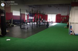 Functional Athlete New Gym