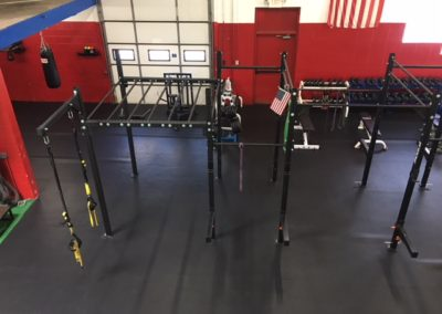 Functional Athlete Gym Images